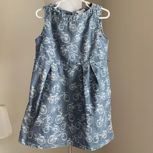 Crewcuts Bicycle Dress **3 for $10**